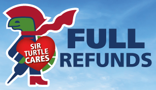 Full ticket refunds for affected flights