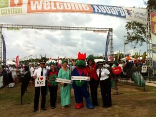 CAL gives Taste of Cayman festival-goers a taste of New York