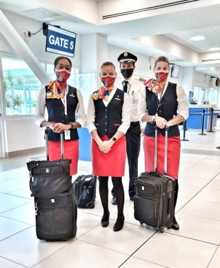 CAL execs praise staff for dedicated service during TS Grace_Jet-crew-post-storm20210820215903.jpeg