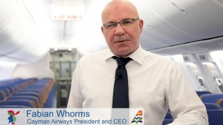 Cayman Airways CEO delivers personal message on returning the B737-8 fleet to commercial service