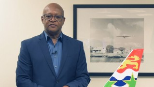 Chairman of the Cayman Airways Board of Directors' message on the B737-8 fleet's return to service