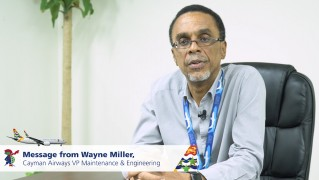 Cayman Airways' VP of Maintenance and Engineering shares why the Boeing 737-8's are safe to fly